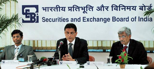Securities and Exchange Board of India, Sebi