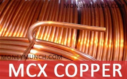 commodity copper image