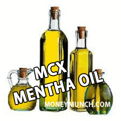mcx mentha oil tips