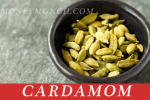 Free commodity cardamom tips