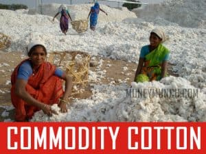 commodity cotton intraday tips