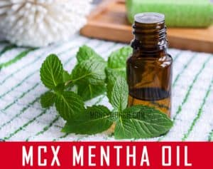 commodity mentha oil intraday tips