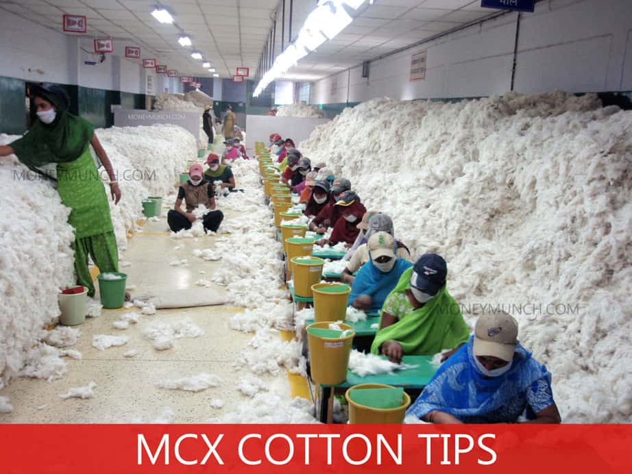FREE MCX Cotton tips