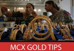mcx gold intraday tips updates