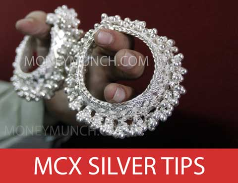 mcx silver intraday tips