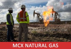 Natural gas trading strategy