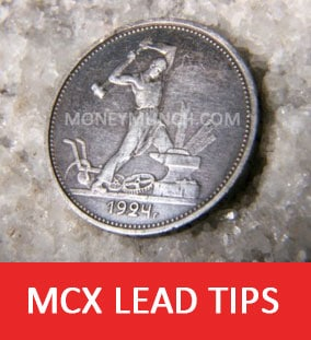 free commodity mcx lead intraday tips