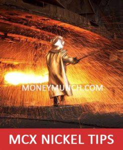 free commodity mcx nickel tips
