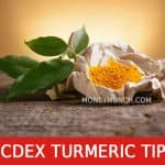 free ncdex turmeric tips