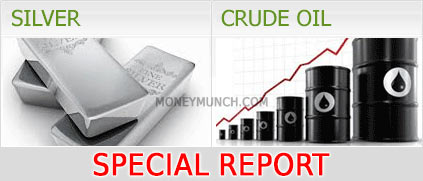 Silver & Crude oil tips